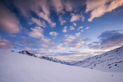 Silvretta (die Schweiz) stockfotos