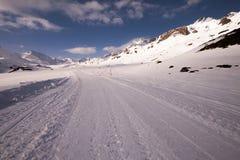Silvretta (Suiza) Foto de archivo libre de regalías