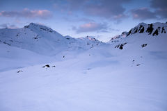 Silvretta (Switzerland) Royalty Free Stock Photo