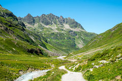 Silvretta Royalty Free Stock Images