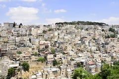 Silwan district of East Jerusalem, Stock Images