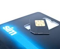 Free Sim Card Royalty Free Stock Photos - 13439508