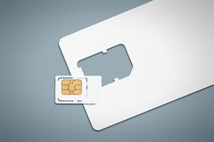 Sim card Stock Images