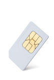 sim card Royalty Free Stock Photography