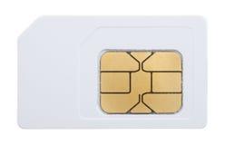 sim card Stock Image