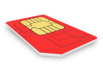 SIM-card Stock Photography