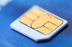 sim karty zdjęcie stock
