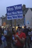 Sim referência 2014 de Indy do Scottish do suporte Fotos de Stock Royalty Free