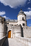 Simancas castle Royalty Free Stock Images
