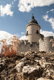 Simancas castle Royalty Free Stock Photo