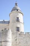 Simancas slott, Spanien Royaltyfri Bild