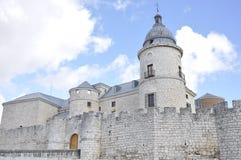 Simancas slott, Spanien Royaltyfri Fotografi