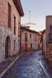 Simancas Street Stock Image