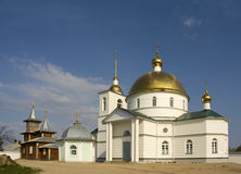 Simansky monastery Royalty Free Stock Photo