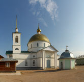 Simansky monastery Stock Photo