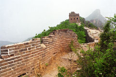 Simatai Great Wall. Located in Gubeikou Town to the north-east of Miyun, Beijing stock photography