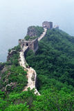 Simatai Great Wall. Located in Gubeikou Town to the north-east of Miyun, Beijing stock images