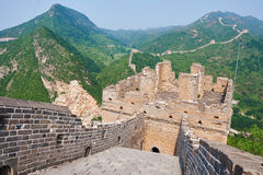 Simatai Great Wall Royalty Free Stock Images