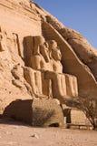 Simbel d'Abu image stock