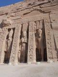 Simbel de Abu Foto de Stock Royalty Free