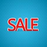 Simbol de la venta Foto de archivo libre de regalías