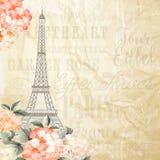 Simbol de Tour Eiffel Photo stock