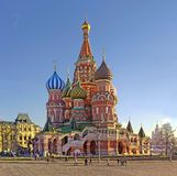 Simbol of Moscow Royalty Free Stock Images