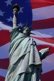 Simboli dell'america Fotografia Stock Libera da Diritti