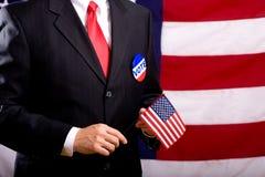 Simboli di elezione Immagine Stock Libera da Diritti
