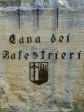 Simboli di indipendenza della Repubblica di San Marino Fotografie Stock Libere da Diritti