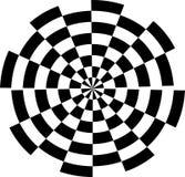 Simbolo astratto di vettore Immagine Stock