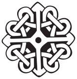 Simbolo celtico Immagini Stock Libere da Diritti