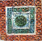Simbolo ceramico Fotografia Stock