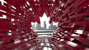 Simbolo del Canada Fotografie Stock