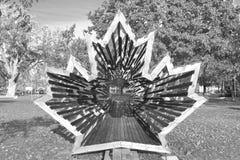 Simbolo del Canada Fotografia Stock Libera da Diritti