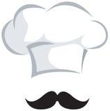 Simbolo del cuoco unico Immagine Stock Libera da Diritti