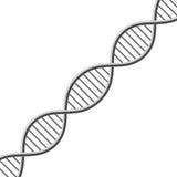 Simbolo del DNA Illustrazione di vettore Illustrazione Vettoriale