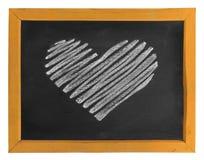 Simbolo dell'icona del cuore Immagini Stock Libere da Diritti