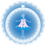 Simbolo della capra del nuovo anno Illustrazione di Stock