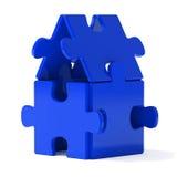 Simbolo della casa Immagini Stock
