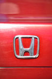 Simbolo della Honda Immagini Stock