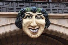 Simbolo della menta in Potosi & in x28; Bolivia& x29; Fotografia Stock Libera da Diritti