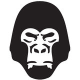 Simbolo della scimmia del Natale e del nuovo anno Immagine Stock