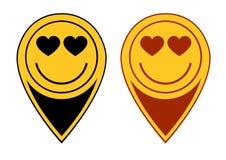 Simbolo di amore illustrazione di stock