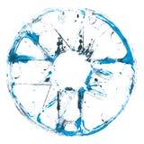 Simbolo di arte astratta illustrazione vettoriale