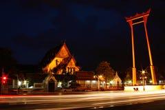 Simbolo di Bangkok fotografie stock libere da diritti