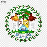 Simbolo di Belize Fotografie Stock