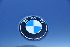 Simbolo di BMW Fotografie Stock