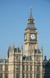 Simbolo di Londra - grande Ben Fotografia Stock Libera da Diritti