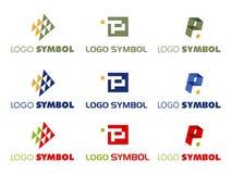 Simbolo di marchio   Fotografia Stock Libera da Diritti